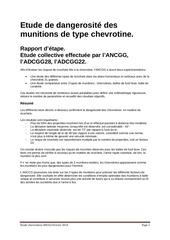 Fichier PDF etude de dangerosite des munitions de type chevrotine v2