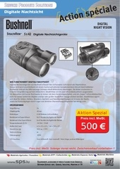 action speciale bushnell stealth view sps lu