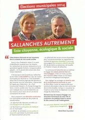 programme municipales 2014