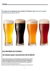 Fichier PDF bienfait biere
