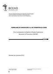 formulaire de candidature cofeb 36e promotion vf