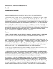 textes europeens sur l anarcho independantisme