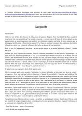 Fichier PDF gargouille