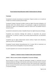 le projet d accord patronat syndicats 1
