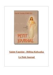 Fichier PDF petit journal de ste faustine kowalska