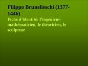 3 brunelleschi