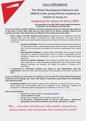 flyer english imagining the future of africa 2025