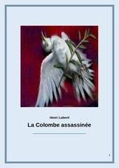la colombe assassinee