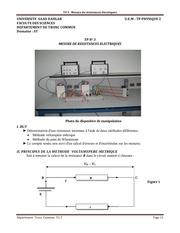 tp 3 electricite