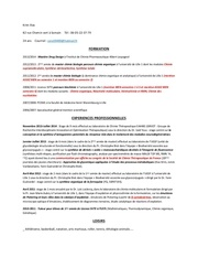 Fichier PDF cv ilias