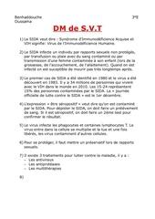 Fichier PDF dm svt