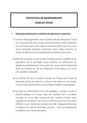 Fichier PDF emission radio foscao togo