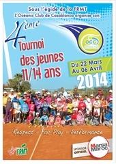 convocation au tournoi occ jeunes 2