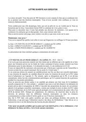 Fichier PDF dernier tract