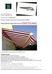 Fichier PDF promo store