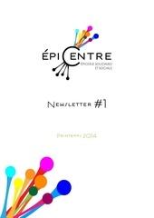 epi centre newsletter 1 2