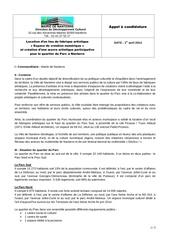 Fichier PDF appel a creation numerique a nanterre