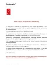 Fichier PDF declencheur de leadership gratuit 8 avril 2014 1