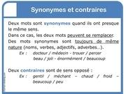 traces ecrites vocabulaire ce2