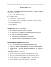 Fichier PDF result of review