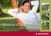 brochure consommateurs betafence 2011