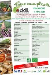 Fichier PDF foire aux plants 2014 varietes disponibles