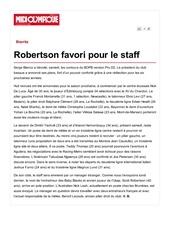 Fichier PDF l ex usapiste robertson favori pour le bo