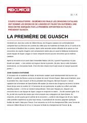 Fichier PDF la premiere de joan guash