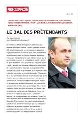 Fichier PDF le bal des pretendants