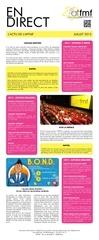 affmf newsletter 2013