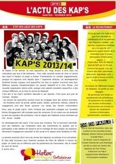 lettre kaps fevrier 2014