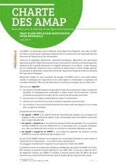 charte des amap mars 2014