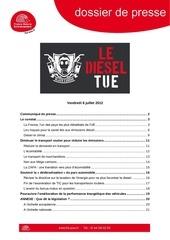 rapport diesel fne 1