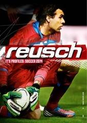 reusch soccer catalogue 2014