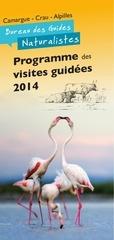 bureau des guides naturalistes 2014