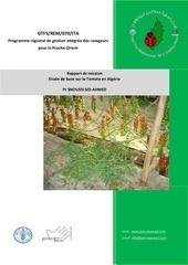 etude de base sur la tomate en algerie ouachek