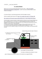 le camion blinder