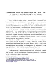 Fichier PDF le dessalement de l eau 1