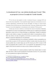 Fichier PDF le dessalement de l eau