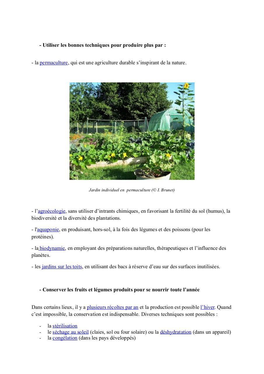 Mooc Dd Jardinage Autosuffisance Fichier Pdf