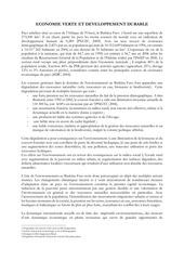 Fichier PDF economie verte et developpement durable