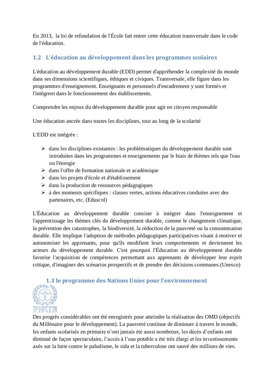 l education au developpement durable dans les colleges.pdf - page 2/4