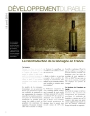 la consigne article finale