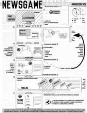 Fichier PDF mock up newsgame