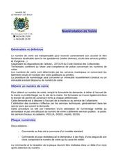 Fichier PDF numerotation de voirie