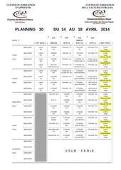 planning 30