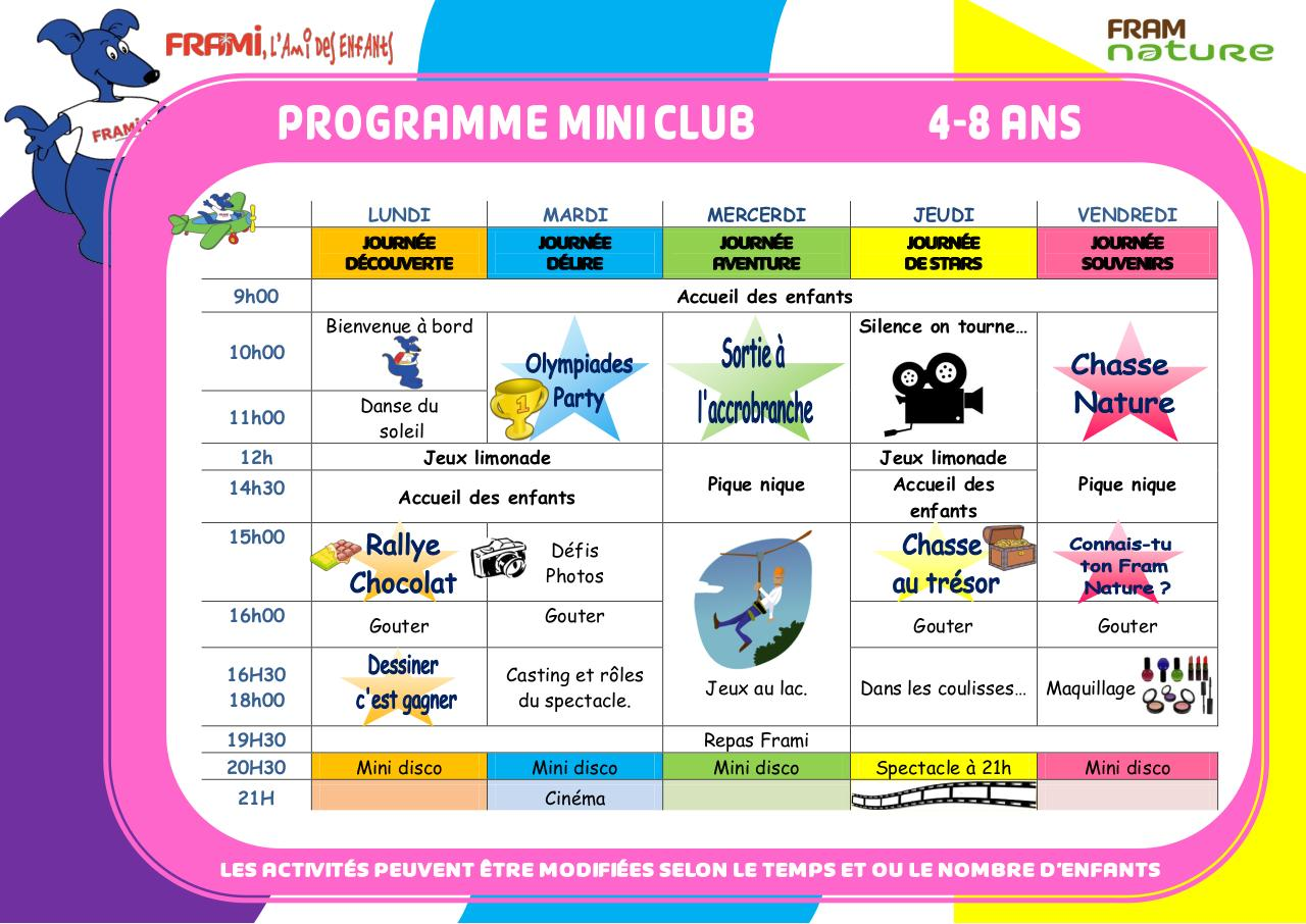 Aperçu du document programme mini club.pdf - page 1/1