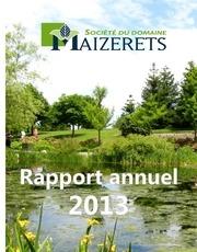 rapport annuel 2014 sdm pour envoi courriel