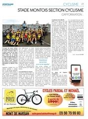 sportsland 133 sm cyclisme
