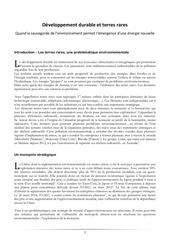 Fichier PDF terres rares